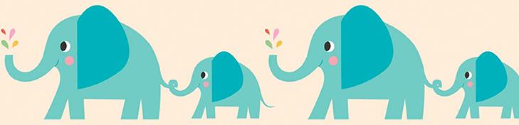 Elvis der Elefant