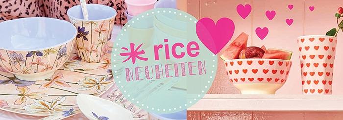 Neues von Rice