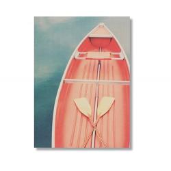 """Alicia Bock Karte """"Boat"""""""