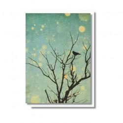 "Alicia Bock Klappkarte ""Tree"""