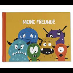 """Buch """"Meine Freunde"""""""