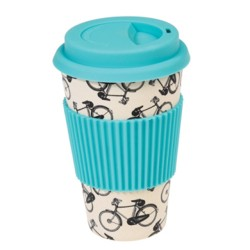 Bamboo To-go Becher BICYCLE