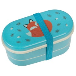 Bento Box Rusty the Fox