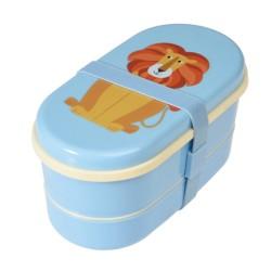 Bento Box Bunte TIERFREUNDE Löwe