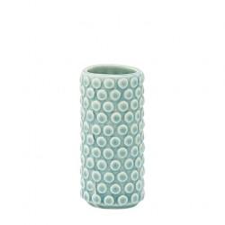 Vase BUBBLE 9cm Mint
