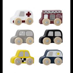 """Holzspielzeug Set """"Mini Cars"""""""