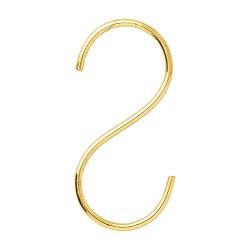 S-Haken Gold 11cm