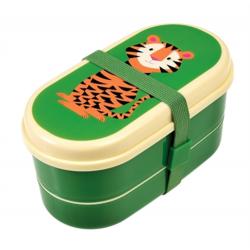 Bento Box Bunte TIERFREUNDE Tiger