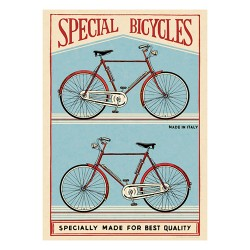 """Poster """"Special Bicycles"""""""