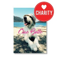 Charity Karte CIAO BELLO
