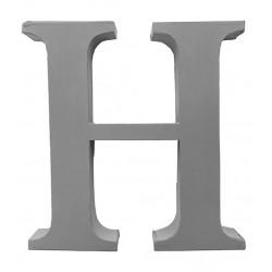 Vintage Buchstabe H