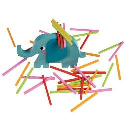 """Stapelspiel """"Elvis der Elefant"""""""