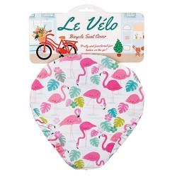 """Fahrradsattelbezug """"Flamingos"""""""