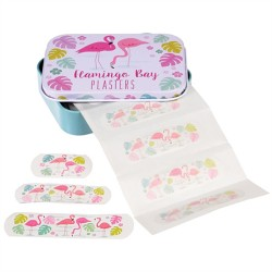 Pflaster Box Flamingo
