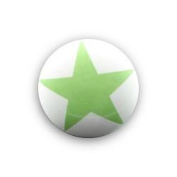 Griff mit Stern Grün