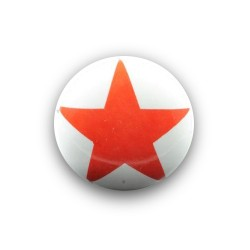 Griff mit Stern Rot