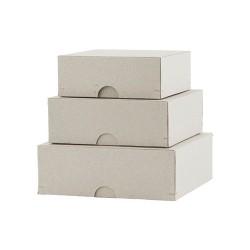 Pappschachtel Set BASIC