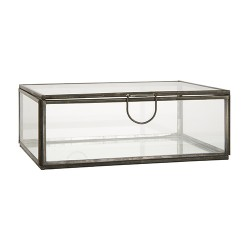 Altum Glasbox mit Deckel