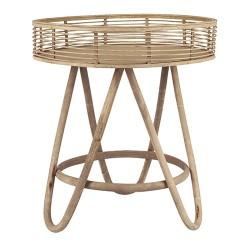 Bambus Tisch