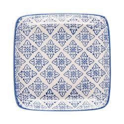 Casablanca Blau Mini Platte