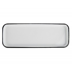 Emaille Tablett 35cm
