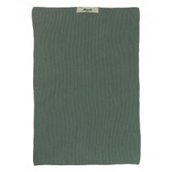 Mynte Handtuch Moosgrün