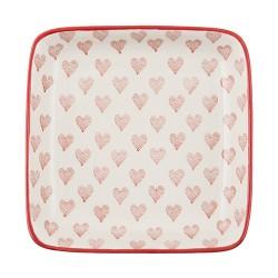 HEARTS kleine Platte