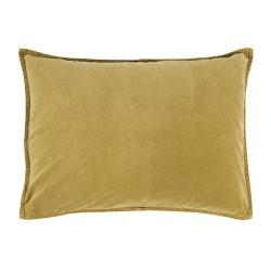 Kissen Velvet 52x72 Mustard