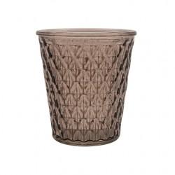 Vase und Teelicht VICTORIA Creme