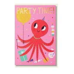"""Klappkarte Allison Black """"Party time"""""""