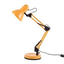 """Schreibtischlampe """"Hobby"""" Gelb"""