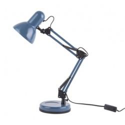 """Schreibtischlampe """"Hobby"""" Dunkelblau"""