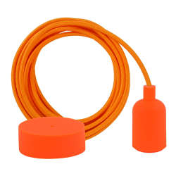 Lampen Set PLAIN Neon Orange