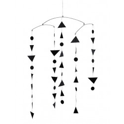 """Mobile """"Triangle"""" Black"""