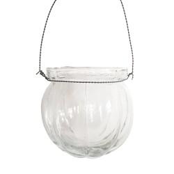 Hängeglas für Teelichter oder Blümchen