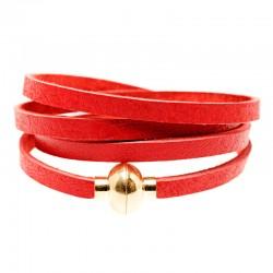 Armband Loop Rot