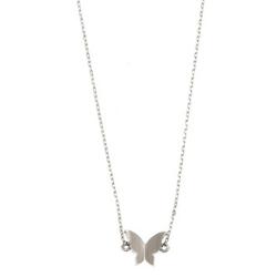 """Halskette """"Schmetterling"""" Silber"""