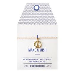 "Armband ""Make a wish"" Paris Peace"