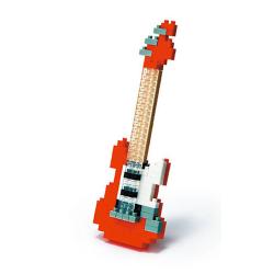 Nanoblock Gitarre