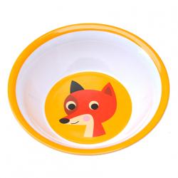 Melamin Kinderschüssel Fuchs