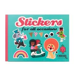 Omm Design Stickerbuch