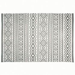 In- und Outdoor Teppich CAS Grau 92cm x 172cm