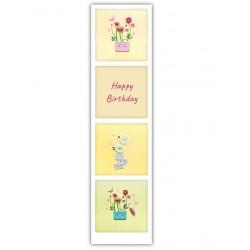 "Pickmotion Fotostreifen ""Happy Birthday"""