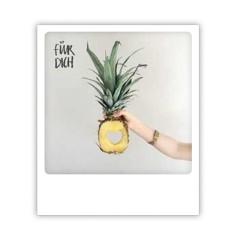 """Pickmotion Karte """"Ananas für Dich"""""""