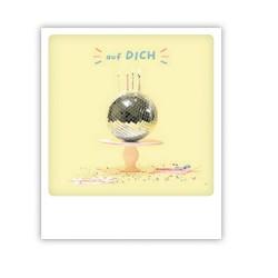 """Pickmotion Karte """"Disko Überraschung"""""""