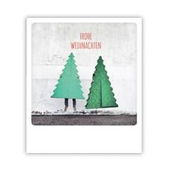 """Pickmotion Karte """"Frohe Weihnachten Bäume"""""""