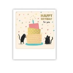 "Pickmotion Mini Pic Karte ""Happy Birthday to you"""
