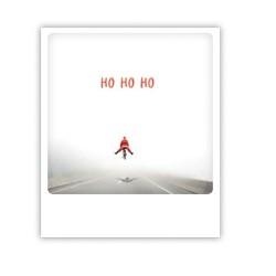 """Pickmotion Karte """"Ho Ho Ho Santa"""""""