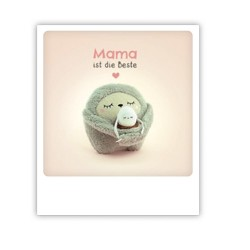 """Pickmotion Karte """"Mama ist die Beste"""""""