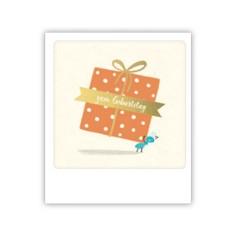 "Pickmotion Mini Pic Karte ""Zum Geburtstag"""